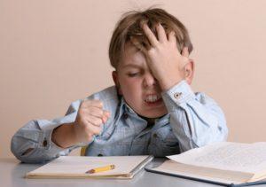 Ребенок не учится