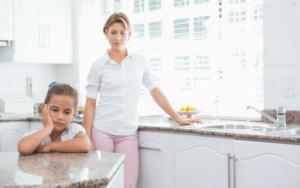 психологический тип мамы и ребенок