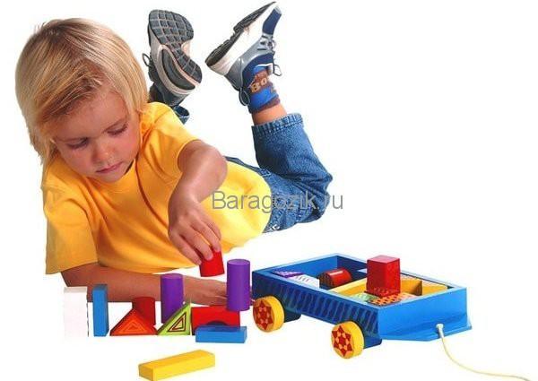 Игра с конструктором