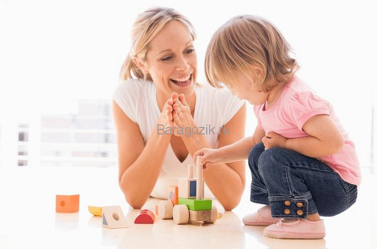 Игры с ребенком
