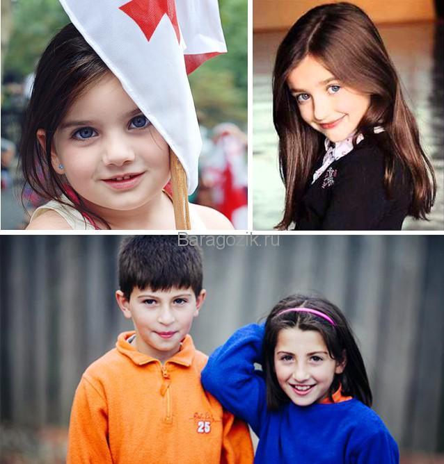 Принципы воспитания детей в Грузии