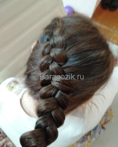 Заплести косу