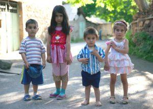 Дети Армении