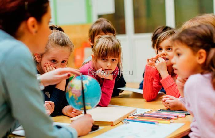 Взаимодействие с классом