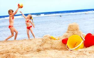 игры на море для детей