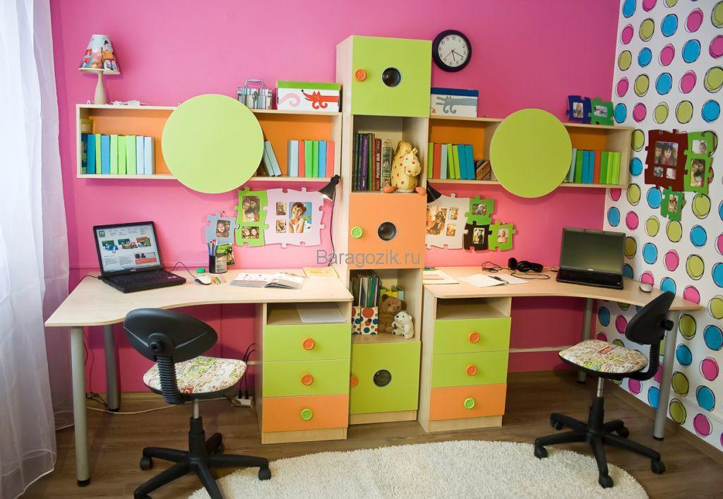 Два школьных стола для дома