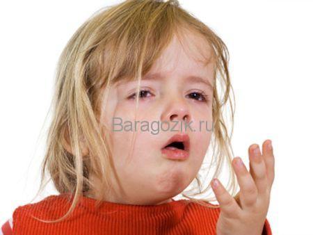 Причины гайморита у детей
