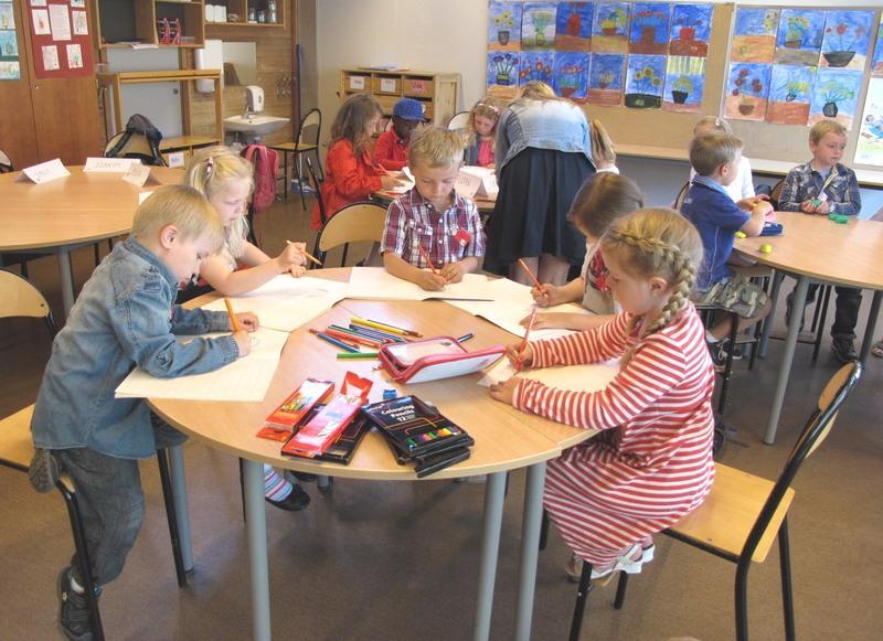 Младшая школа в Норвегии