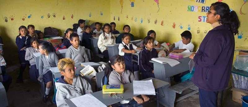 Школы в Мексике