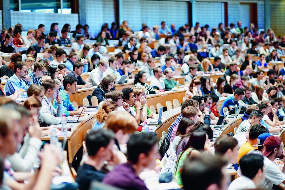 Высшее образование Швейцарии