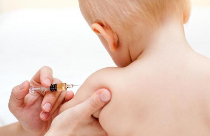 Профилактика кори у детей и вакцинация