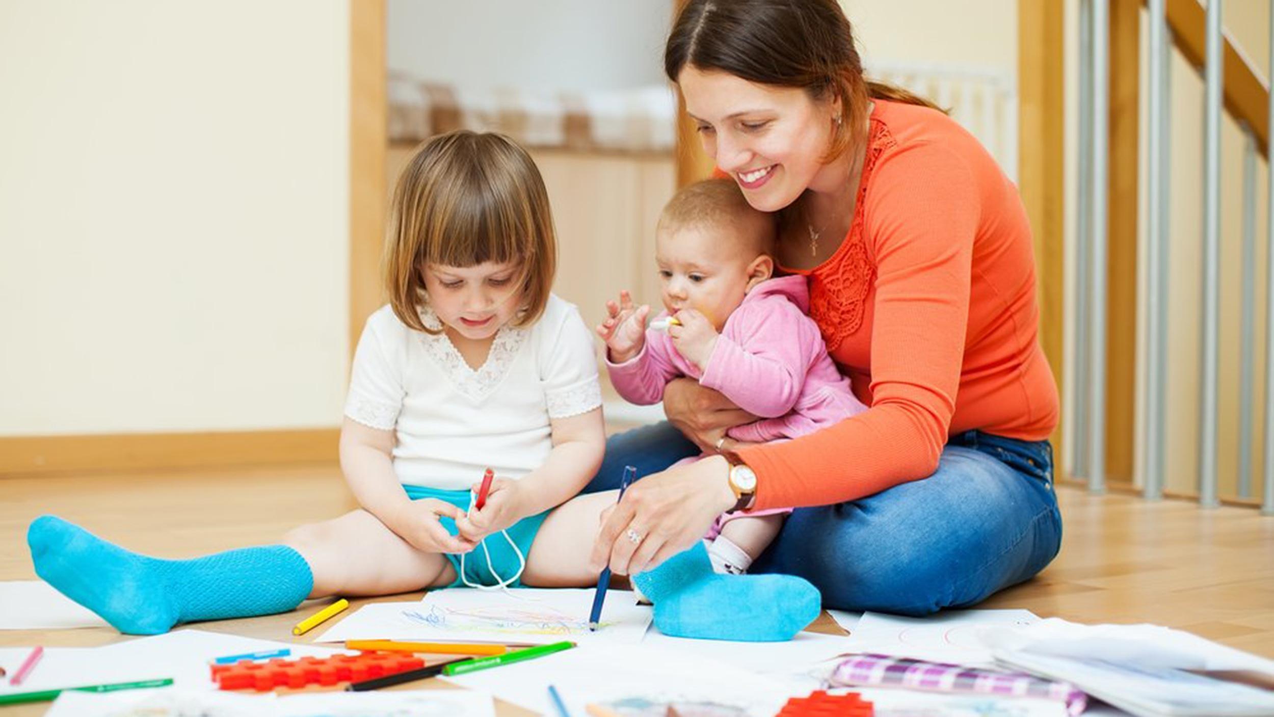 Где брать силы в декретном отпуске - 8 лайфхаков молодой мамы