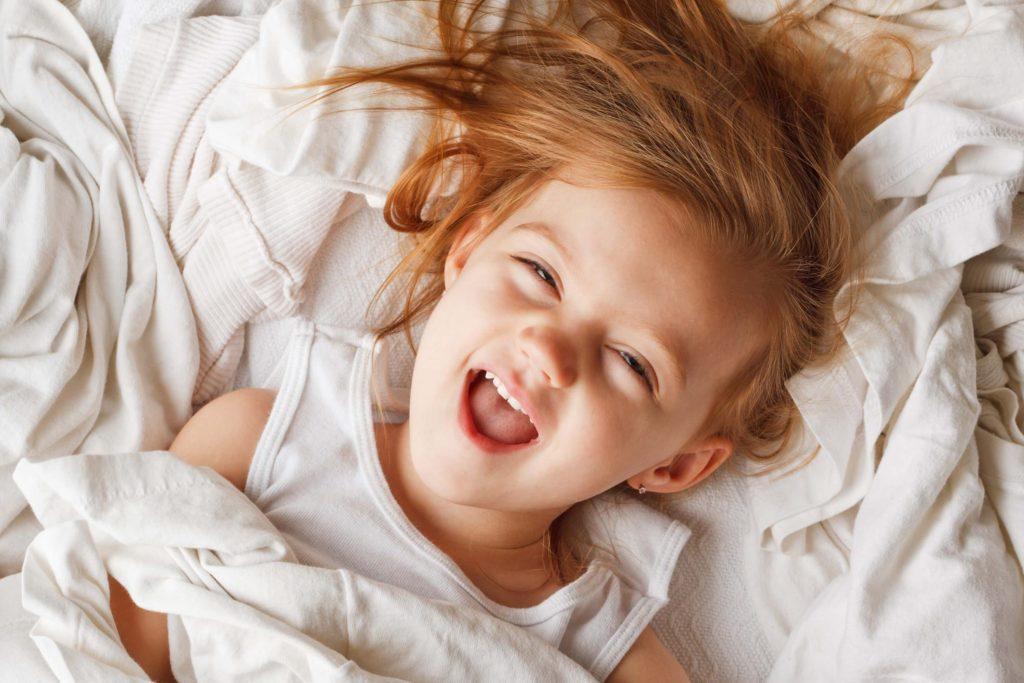 Как укладывать ребенка спать быстро и без капризов