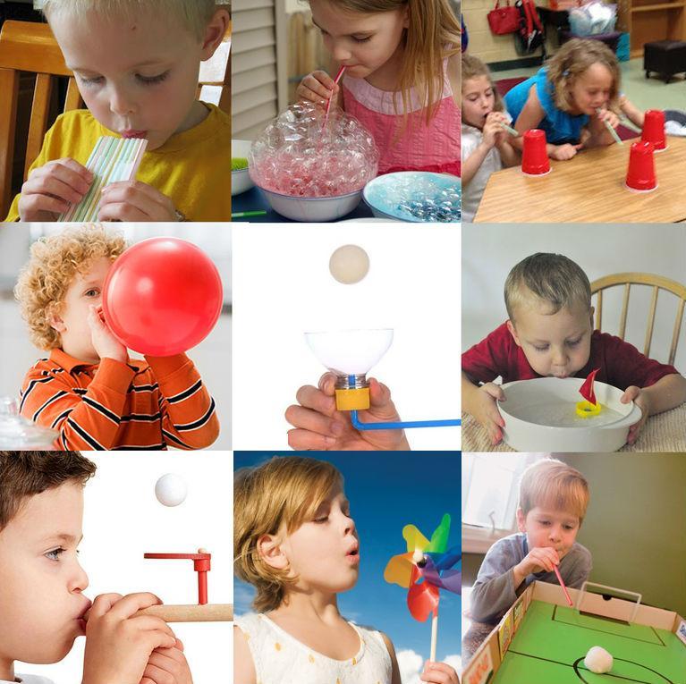 Дыхательные упражнения для детей 2-4 лет