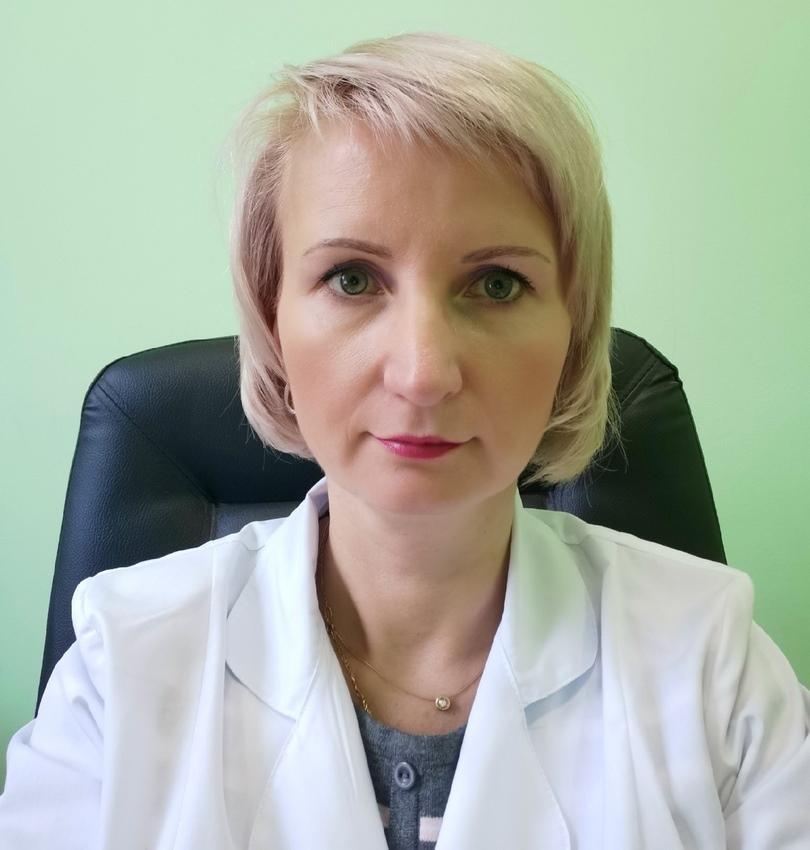 Врач Анна Юрьевна Плешанова, детский невролог